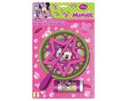 Frisbee si baloane de sapun Minnie Mouse, firma Disney
